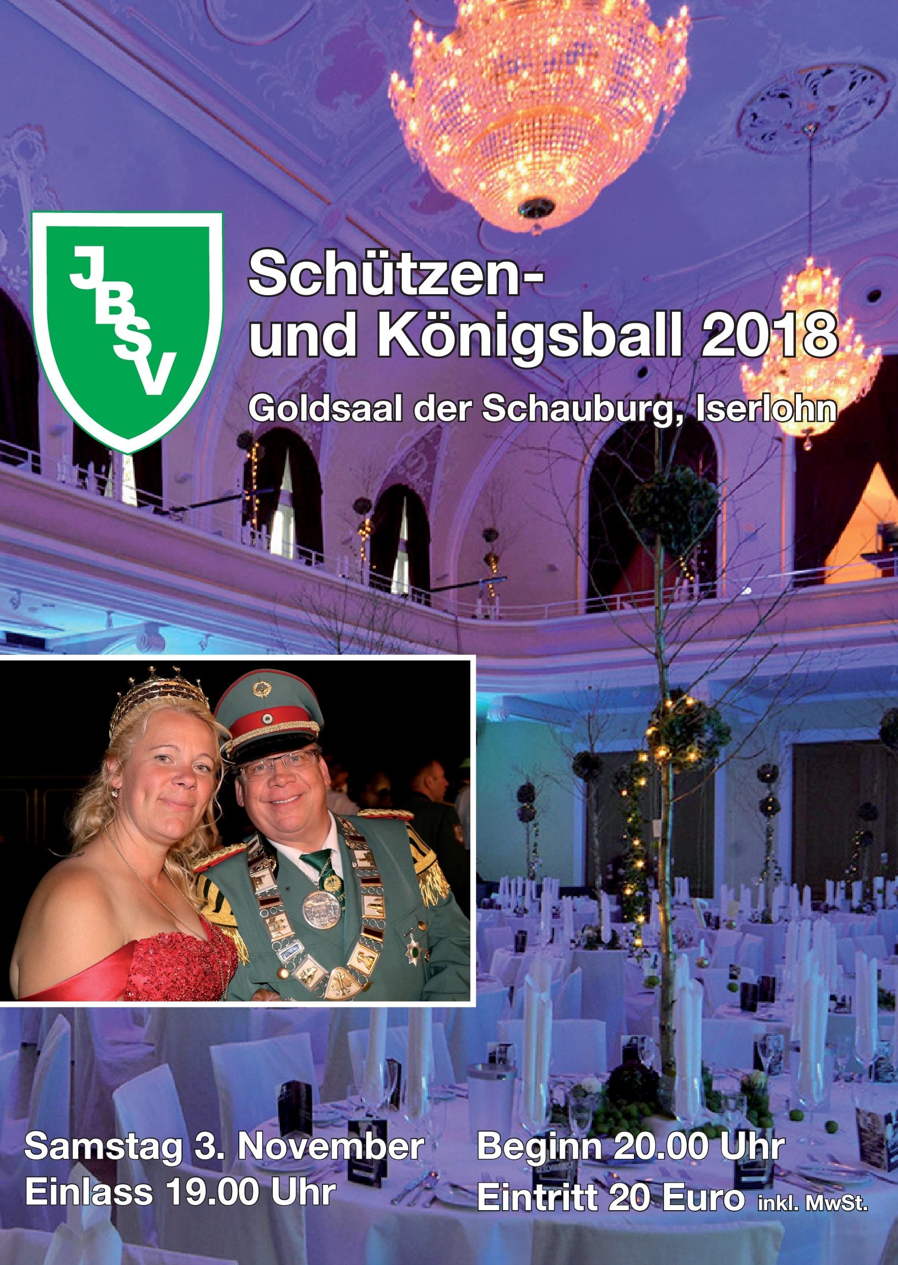 Schützenkönig iserlohn 2020